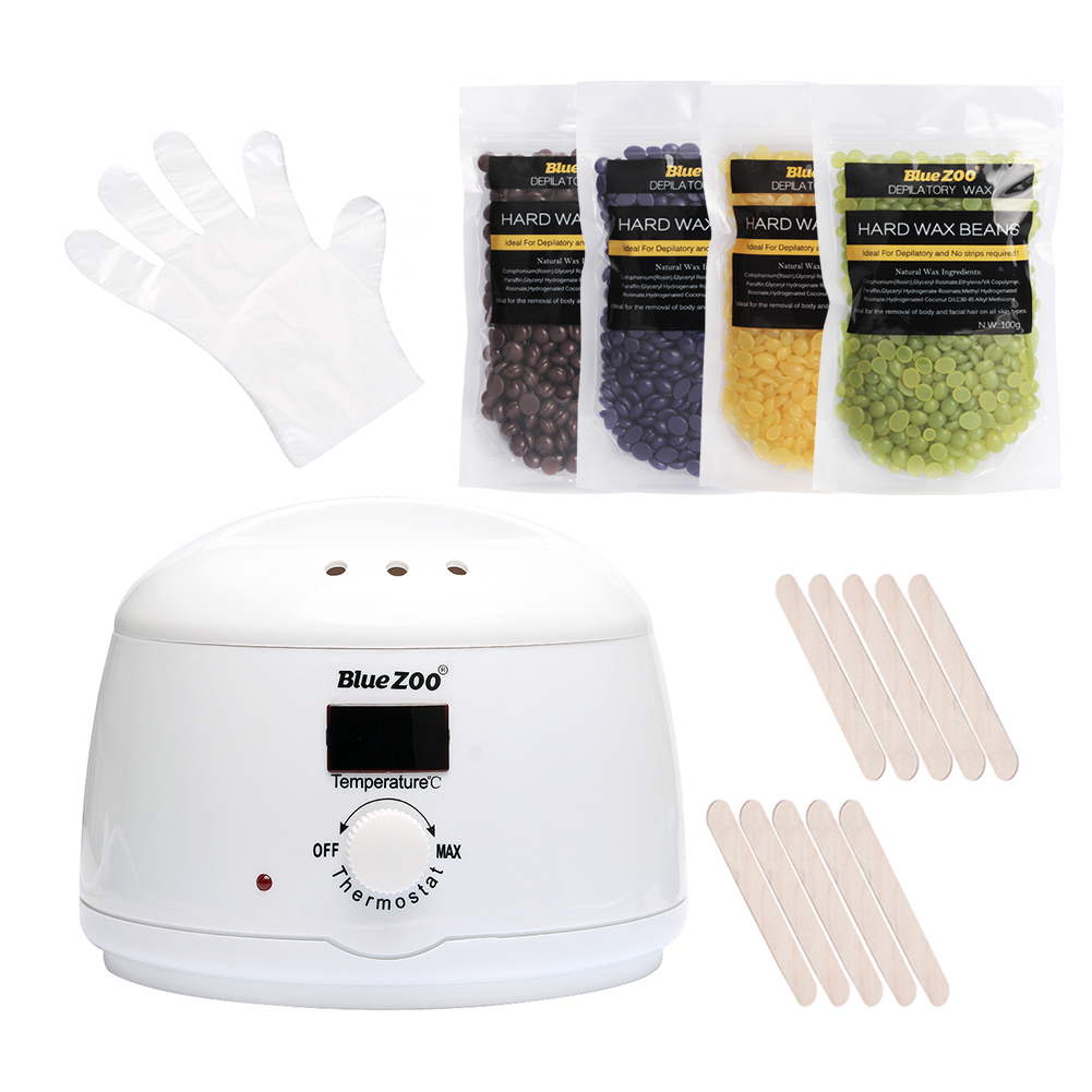 Best options wax machine bikini