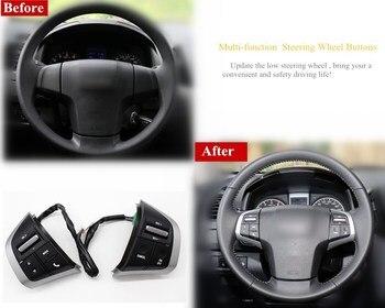 Volante Interruttore di Pulsante di Controllo di Crociera Schermo di Tocco di Bluetooth Radio di Controllo Audio Per Isuzu D max Mux Per Chevy Trailblazer