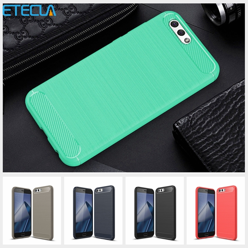 <font><b>For</b></font> <font><b>Asus</b></font> <font><b>Zenfone</b></font> 4 <font><b>ZE554kl</b></font> Case On <font><b>Zenfone</b></font> 4 <font><b>ZE554kl</b></font> <font><b>Cover</b></font> Zenfone4 ZE 554KL Premium Original Silicone Mix Hybrid Soft Shell image