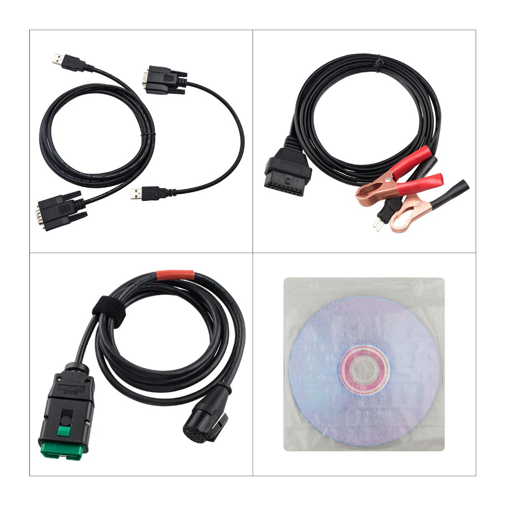 Image 5 - Lexia 3 Full Chip Lexia3 V48/V25 Newest Diagbox V7.83 PP2000 Lexia 3 Firmware 921815C for Peugeot for Citroen Diagnostic Tool-in Car Diagnostic Cables & Connectors from Automobiles & Motorcycles
