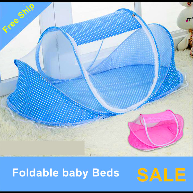Barraca Infantil Free Installation Of Foldable Baby Mosquito Net Cover Bag Bracket With  ...
