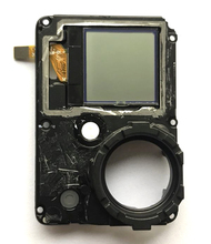 SHELKEE Original Front Small LCD Screen Display Fuselage Lens Cover Case Assembly Unit for GoPro Hero 5 Hero5 Camera Repair Part original screen for gopro hero 3 lcd gopro3 gopro hero 4 lcd screen dog 3 screen gopro 4 fuselage display repair parts