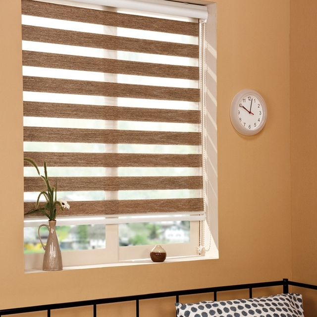 2017 New Style Soft Quality Good Design Zebra Blinds Blind Factory Direct