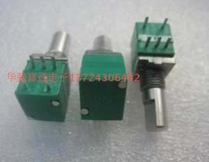 Potentiometer Switch-Type Single-Link-Switch R097-B10k-15mm Volume High-Precision Linear
