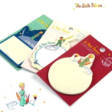 6 pcs/Lot The little prince memo sticker Paper sticky note Removable book marker Office accessories  School supplies FM625
