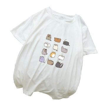 3f9d6ce4ae19 Camiseta con estampado de cerdo rosa para mujer linda divertida camiseta de dibujos  animados 2019 camiseta de Año Nuevo amigos perfectos cumpleaños Regalos ...