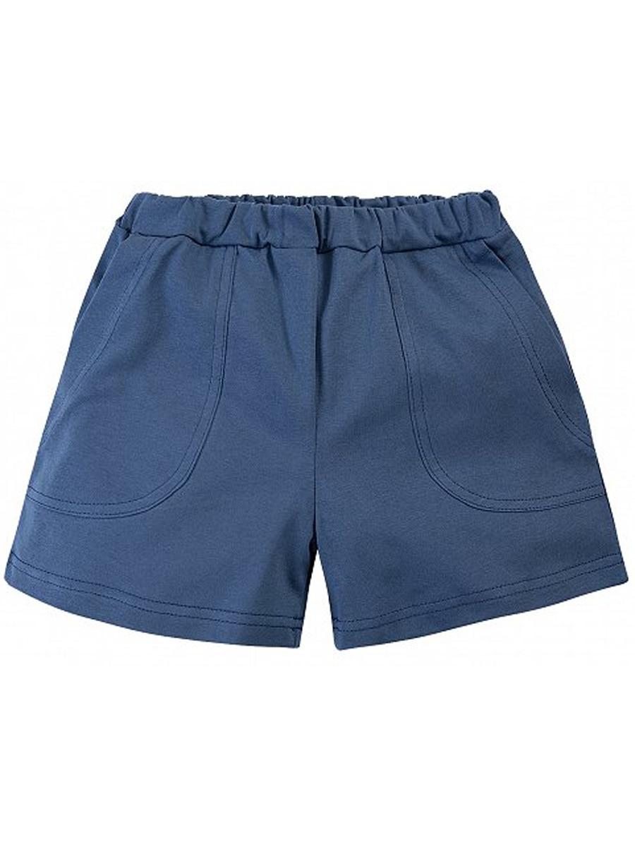 Shorts Veselyy malysh 322-170-Indigo baby clothing short for girls and boys