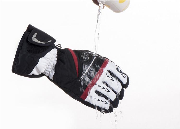 Prix pour GLV843 d'hiver de ski en plein air gants moto cyclisme de montagne gants