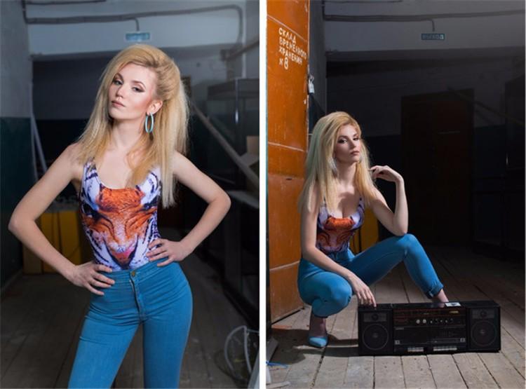 jeans woman03
