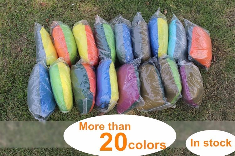 2 people Hammock 16 Camping Survival garden hunting swing Leisure travel Double Person Portable Parachute outdoor furniture 4