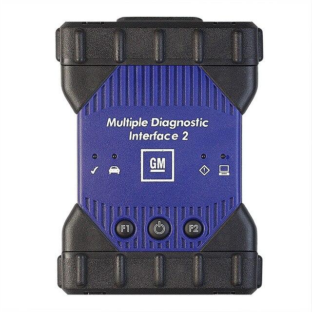 Newest MDI II 2 Generation Multiple Diagnostic Interface MDI USB WIFI Multi-Language Scanner HDD Software GDS2 And Tech2Win