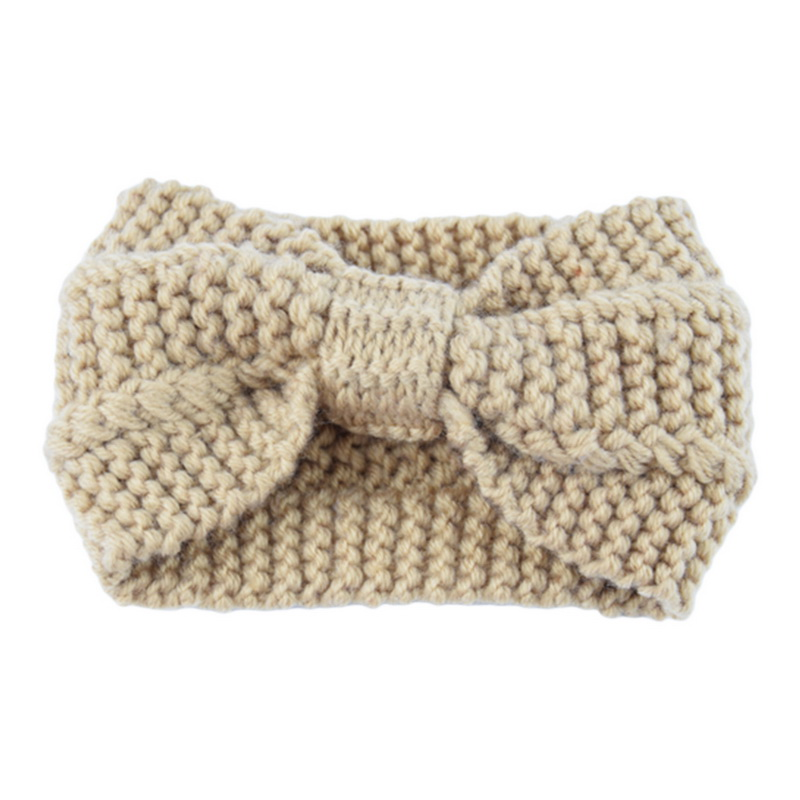 NIBESSER Fashion Snowboard Warm Knitted Cap Snap Skullies Bonnet Beanie No Top Wool Hat Women Multi-purpose Hat 27
