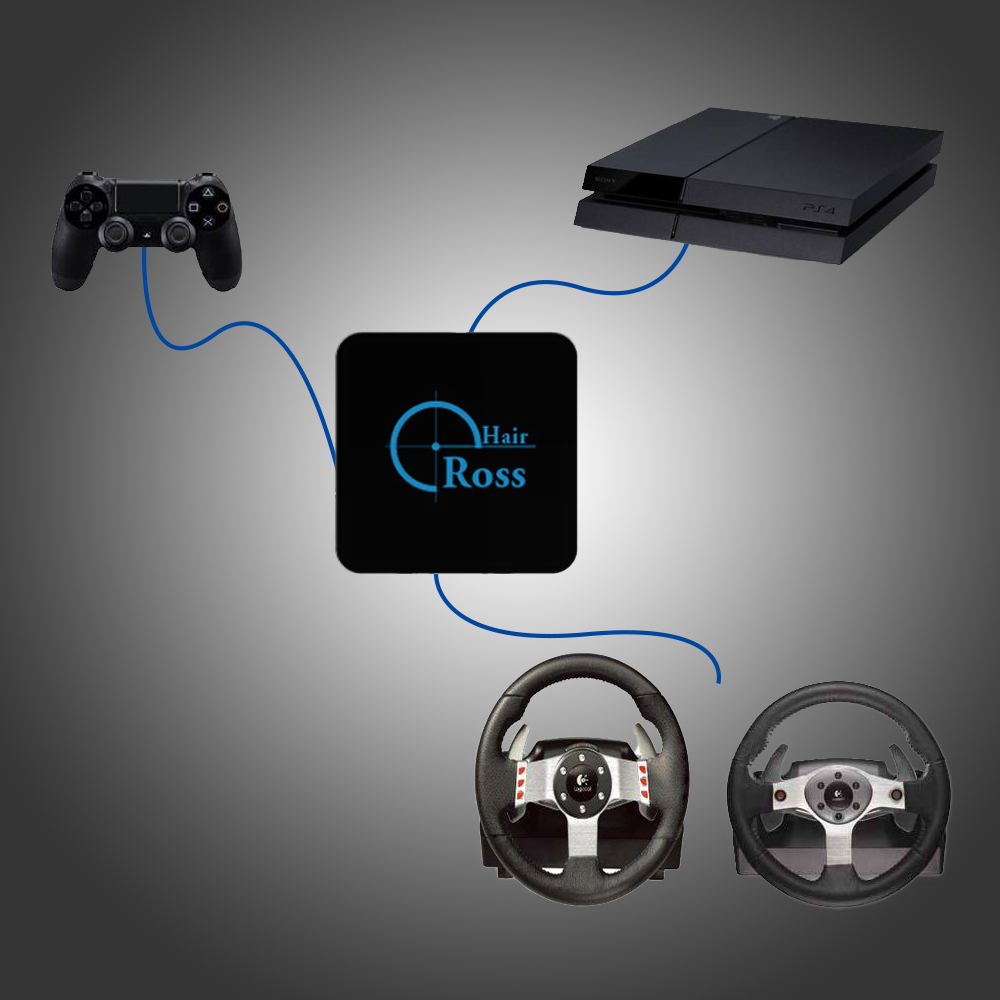 Mayflash Magic NS Wireless for PS4 for PS3 for Xbox One S 360 ...