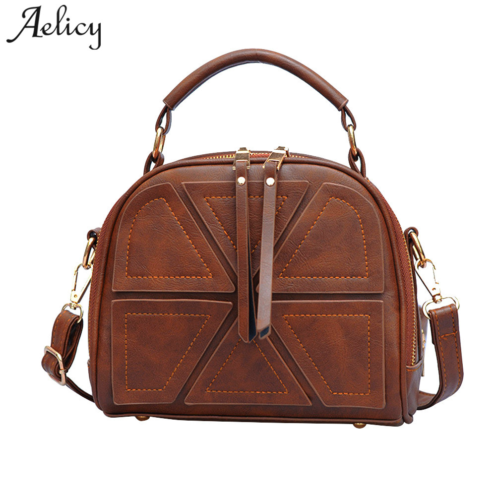 все цены на Aelicy Small Women Messenger Bags Ladies Handbags Women Bags Totes Woman Crossbody Bags Shoulder Fashion Designer Bag Patchwork