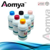 Papel de arte de alta Calidad de tinta compatible para Epson R270/R290/R260/R265/T50/T60, 250 ml x 6 colores/set