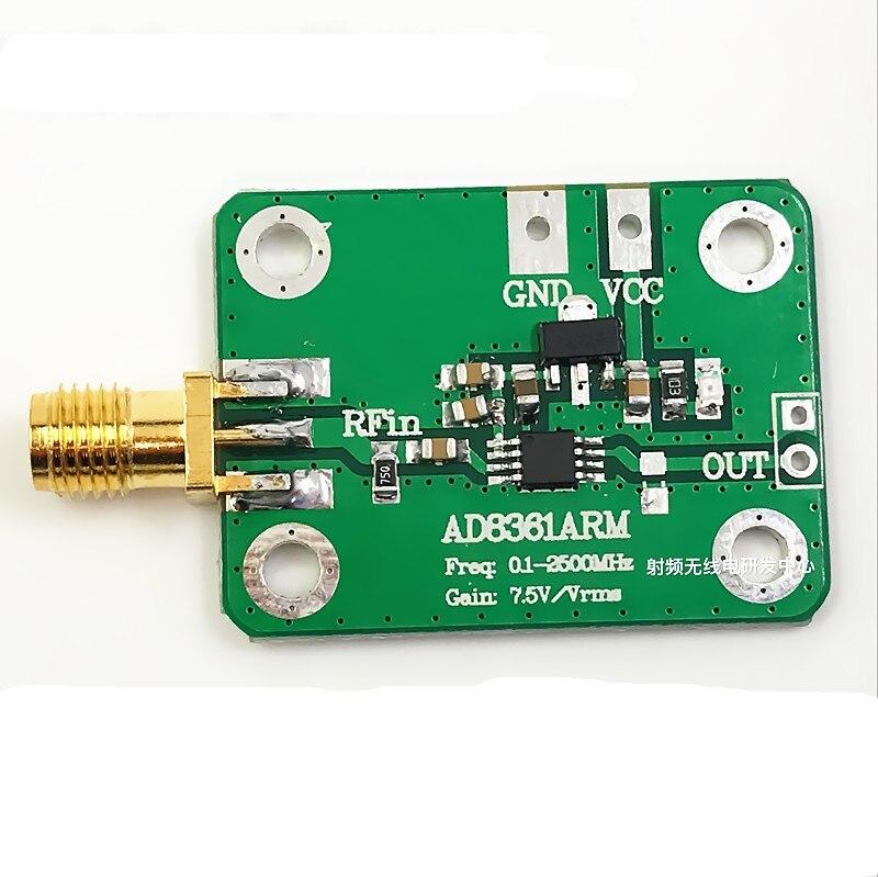 Новый AD8361 RF микроволновый детектор AM детектор амплитуда 0,1-2,5 ГГц