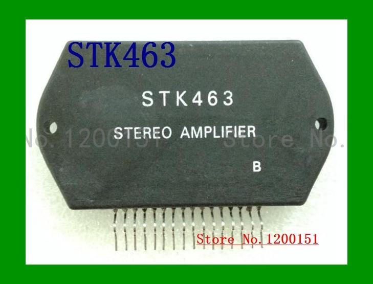 STK463 MODULESSTK463 MODULES