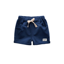 VIDMID baby boys shorts trousers for boy girls shorts children s cotton sports boys beach shorts