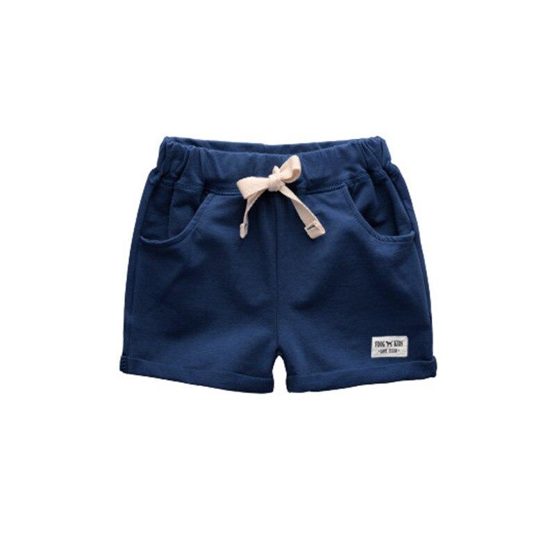 VIDMID bebé niños pantalones cortos pantalones para Niño Pantalones cortos de algodón de los niños deportes niños beach shorts niños pantalones cortos 1001