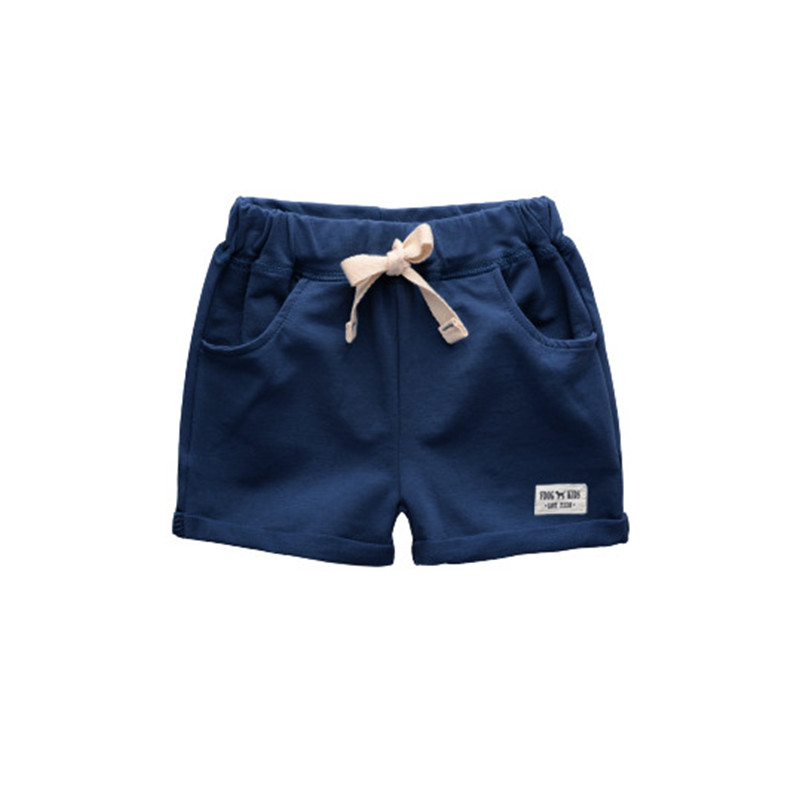 VIDMID/шорты для маленьких мальчиков Брюки для мальчика шорты для девочек детская одежда из хлопка спортивные для мальчиков пляжные шорты для маленьких мальчиков укороченные штаны 1001