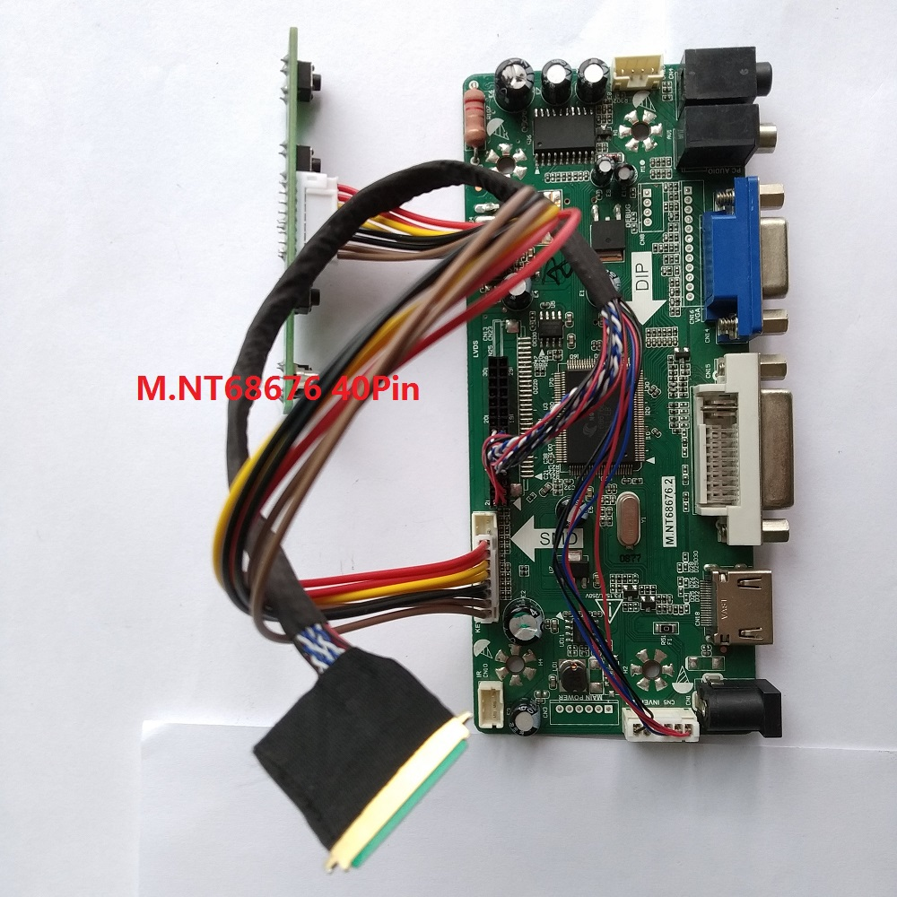 For CLAA156WA/LP156WH2(TL)(AA) Monitor Card Driver Board 15.6