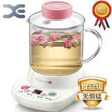 Appointment Timing Kettle 0.8L High Quality Glass Electric Cooking Pot Multifunction Kettle Electric