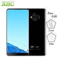 4G VKworld S8 16MP 13MP Cameras Mobile Phones Fingerprint 5500mAh 5 99 Inch Full Screen Android