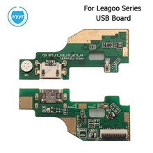 For Leagoo M5 M5 Plus Shark 1 USB Plug Charge Board With Flex Cable For Leagoo M5 Plus Shark 1 M8 Phone Repair Parts Replacement