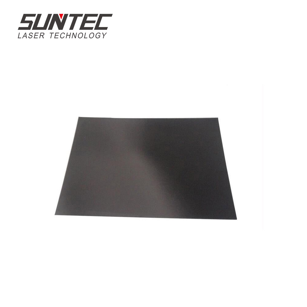 Suntec Laser Welding Machine Double Black Dimming Paper YAG Laser Light Path Adjust Paper Alignment
