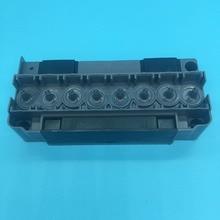 DX5 печатающая головка для принтера коллектор Mutoh Mimaki Allwin экологический сольвентный плоттер принтер DX5 растворитель адаптер F186000 DX5 печатающая головка крышка