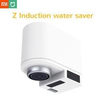 Original Xiaomi Mijia ZJ ความรู้สึกอัตโนมัติอินฟราเรดเหนี่ยวนำน้ำอุปกรณ์น้ำ Diffuser ห้องน้ำอ่างล้างจาน Fauce