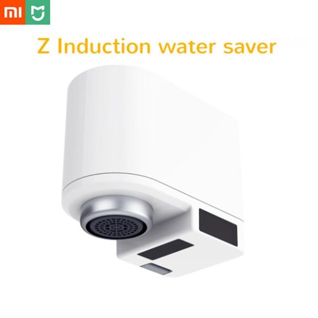 מקורי Xiaomi Mijia ZJ תחושה אוטומטית אינפרא אדום אינדוקציה מים חיסכון מכשיר מים מפזר מטבח אמבטיה כיור Fauce