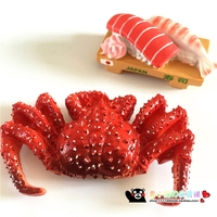 Exclusive Export Japan Sea King Crab Sushi Magnetic Refrigerator