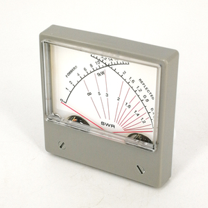Panel VU / Forwad 100uA meter SWR SZ-70-1 4W 20W Dual Meter Reflected