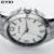 EYKI Amantes de Lazer Relógio de Aço Inoxidável Banda Relógios para Homens 10 Metros À Prova D' Água Masculino relógio de Quartzo-Caixa de Presente pacote
