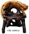 Europeu mobiliário art. dinheiro leopardo. uo shigu. mesa de chá