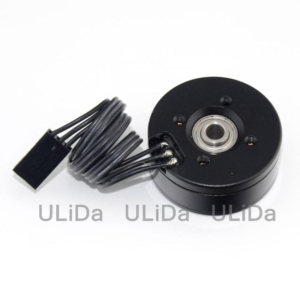 Gimbal Brushless Motor V2 C2805 130T diameter 34.5mm Hollow Shaft for Gopro Camera Mount FPV se hj5208 75t brushless gimbal motor for 5d2 camera fpv aerial photography black