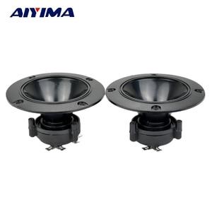 Image 2 - AIYIMA 2PC Audio Tweeters 98MM Piezoelectric Tweeter Audio Speaker 150W Treble Ceramic Piezo Loudspeakers