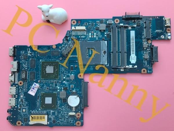 H000051550 laptop motherboard para toshiba satellite c850 l850 15.6 ''socket pga 988b hm76 ati hd 7670 m ddr3