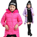 2017 New Waterproof Baby Girls Fashion Jackets Children Girls Coat Kids Girls Outerwear Warm Winter Autumn Clothing