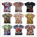 Pineapple Express/Cheech&Chong/Jump Street/Jordan print 3d t shirt women/men hip hop t-shirt unisex tops tees size plus S-XXL