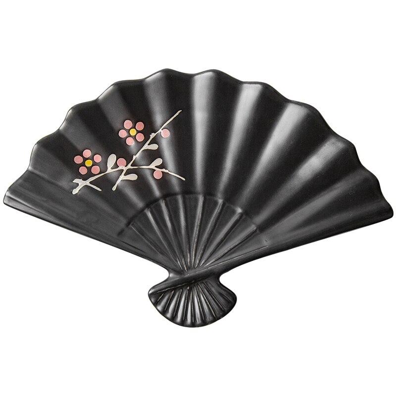 Assiette en céramique Sashimi Sushi de style japonais 8