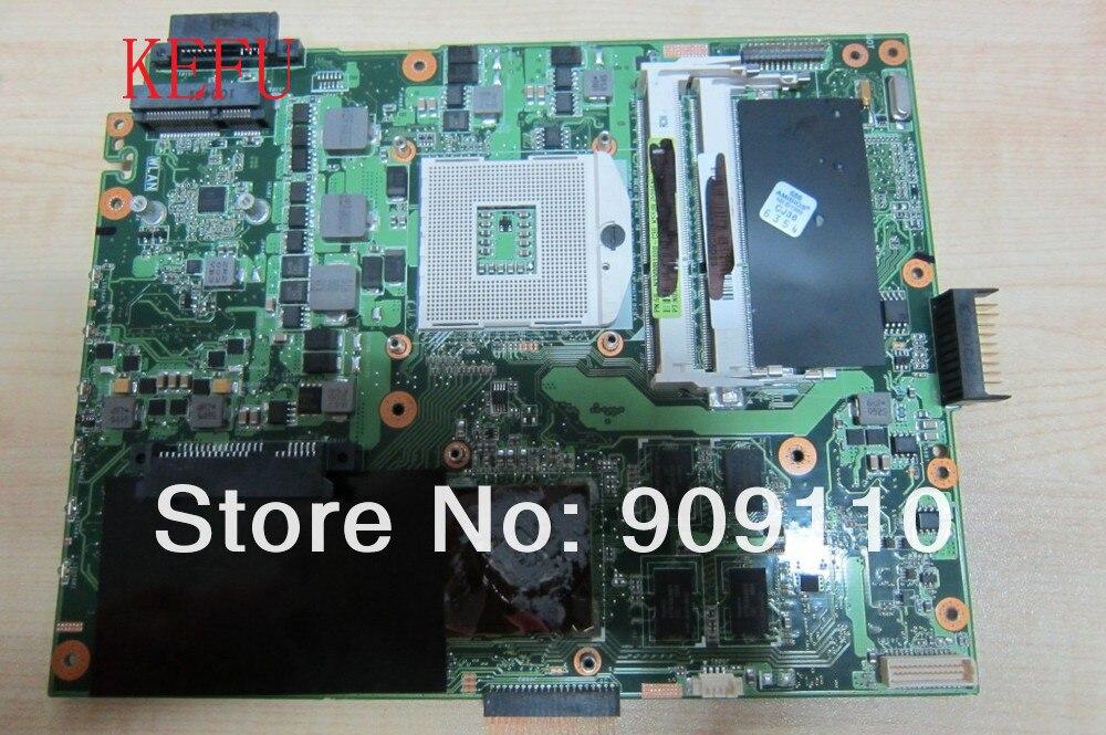 KEFU FOR K52JT HD6370 1GB Mainboard For ASUS K52J A52J X52J K52JK K52JU K52JB K52JT K52JR K52JE Laptop Motherboard 1GB REV2.0