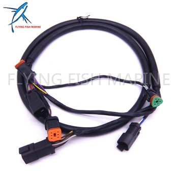 0176333 176333 5FT Extension Harness Cable Assembly for Evinrude Johnson OMC Outboard Motor 1.5M Free Shipping