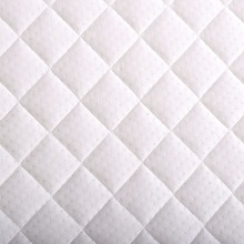 Bedroom Mattress with Contoured Pillows