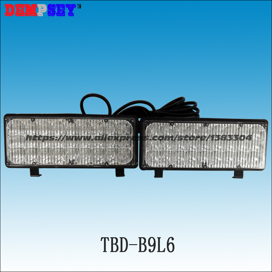 TBD-B9L6 High brightness  police/car warning light  led ambulance emergency flashing lights a975got tbd b a975got tba ch a975got tbd ch touch pad