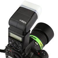 1 x Godox V350N Mini Flash TTL HSS 1/8000s 2.4G X System Built-in 2000mAh Li-ion Battery Camera Speedlite Flash for Nikon Camera (5)