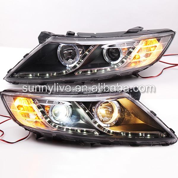 Для Kia K5 Optima свет перед 2011 2013