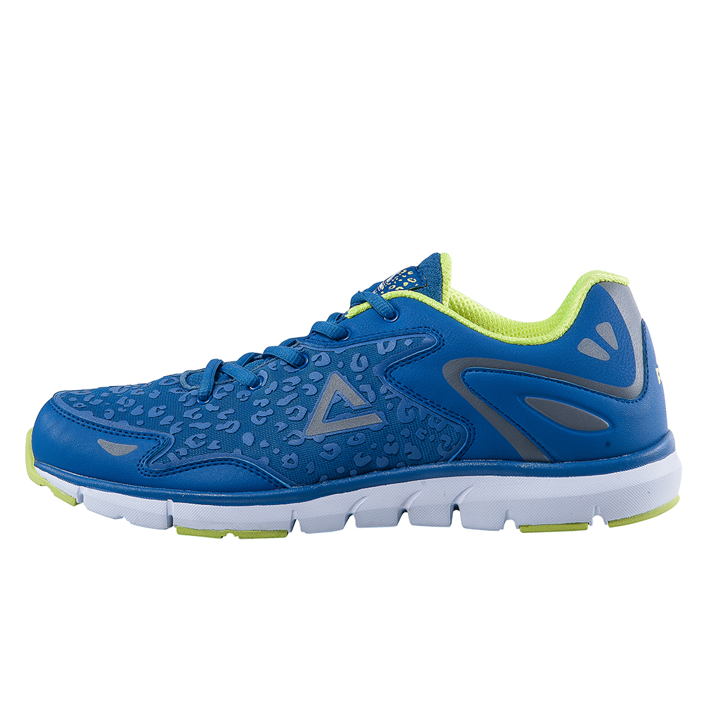 ФОТО PEAK New Men's Running Shoes Lace-Up Walking Athletic Outdoor Breathable Sport Jogging Shoe E44217H