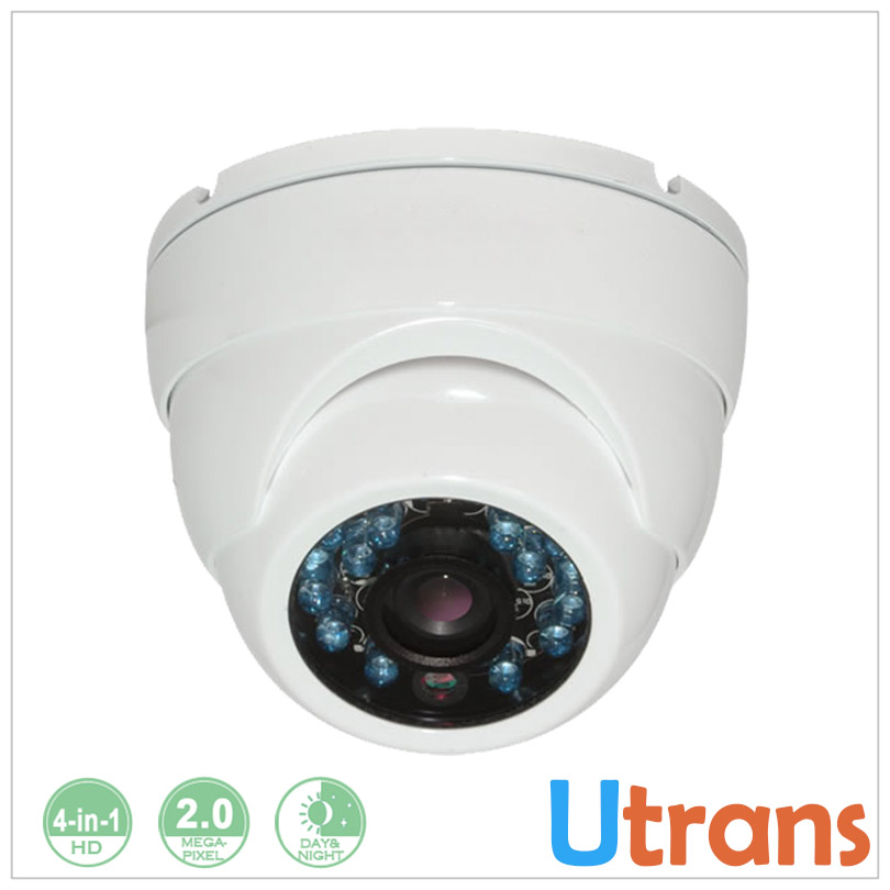 ФОТО AHD Camera 1080P SONY CMOS Sensor Indoor Dome 2.0Megapixel Full HD 20m Night Vision 3.6mm Lens HD CVI HD TVI AHD Kamera 2MP